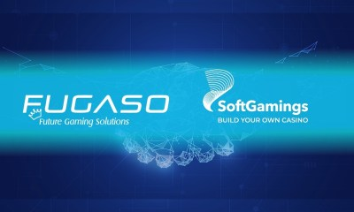 Fugaso and SoftGamings partner up