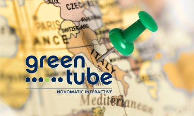 iGaming giant Greentube broadens Italian footprint