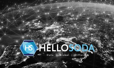 Hello Soda now cover 177 countries from Azerbaijan to Zimbabwe