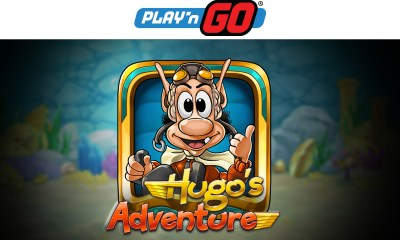 Play'n GO with Hugo's Adventure