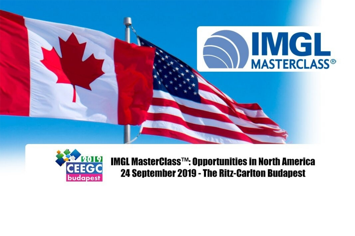 North American (USA and Canada) gambling industry opportunities discussed in the IMGL MasterClass™ at CEEGC2019 Budapest