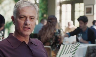 Paddy Power's New Ad Campaign Features Jose Mourinho