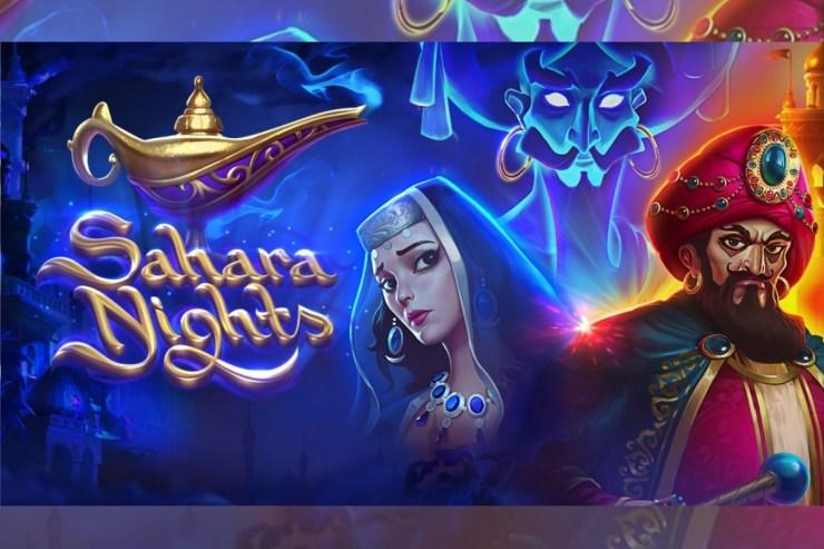 Yggdrasil - Sahara Nights