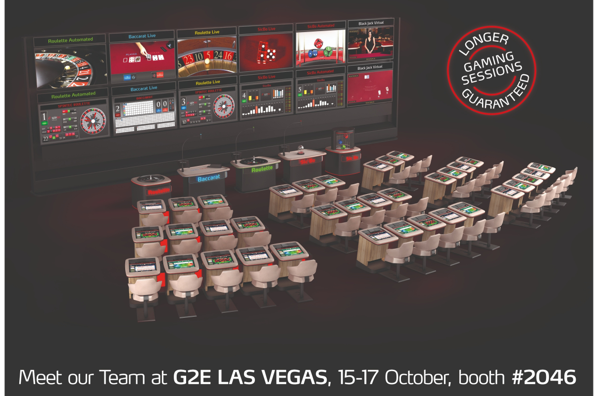 Spintec's industry-leading solutions set to light up the Vegas show