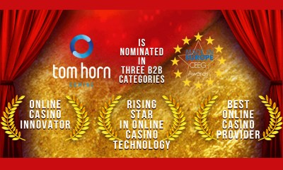 Tom Horn On The Shortlist In Three Categories Of CEEG Awards 2019