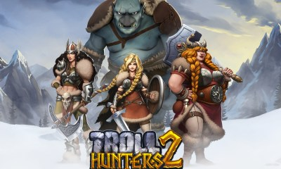 Play'n GO Troll Hunters Sequel Breaks Kindred Launch Record