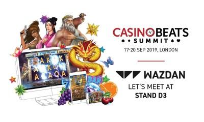 Wazdan Set to Showcase New Slot Titles at CasinoBeats Summit 2019