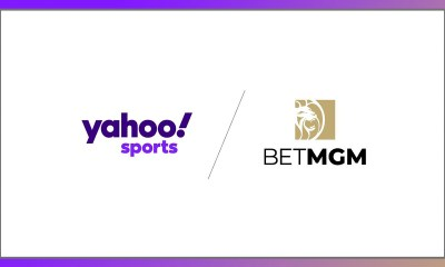 Yahoo Sports Partners with BetMGM