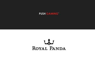 Push Gaming Partners with Royal Panda