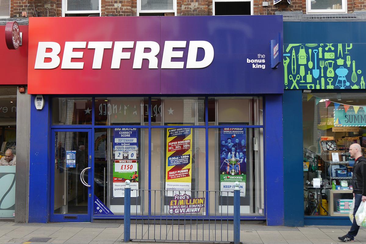 UKGC Imposes £322,000 Fine on Betfred for Money Laundering Failures