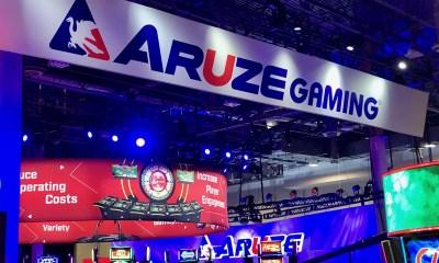 Aruze Gaming Installs Super Big Wheel at City of Dreams