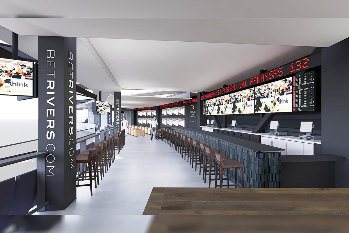 BetRivers.com and Rivers Casino to Launch Sports Betting-themed Lounges at Wells Fargo Center