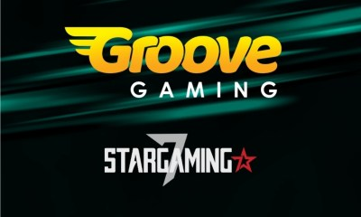 GrooveGaming powers ahead with 7 Stargaming