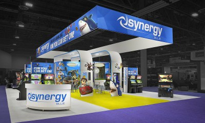 Synergy Blue Games Make Las Vegas Debut at Palms and Red Rock Casinos