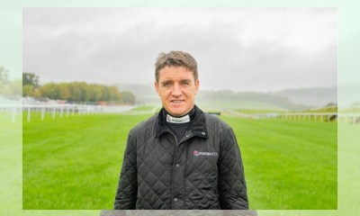 Barry Geraghty saddles up with Sporting Index