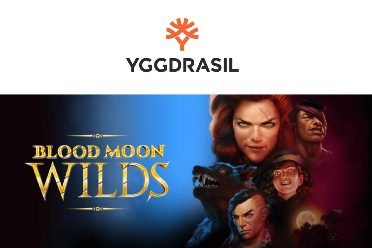 Yggdrasil releases Halloween thriller Blood Moon Wilds