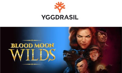 Yggdrasil releases Halloween thriller Blood Moon Wilds