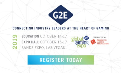 Global Gaming Expo Recognized for Commitment to Responsible Gaming