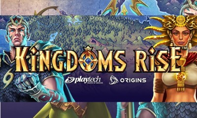Playtech Launches Kingdoms Rise Games Suite