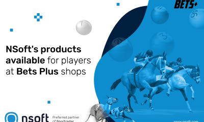 NSoft's products available at Bets Plus shops