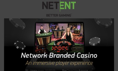NetEnt launches the Network Branded Casino – a new offering for Live Casino