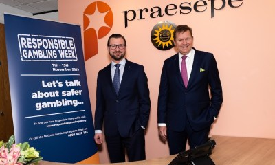 Praesepe underline support for Responsible Gambling Week