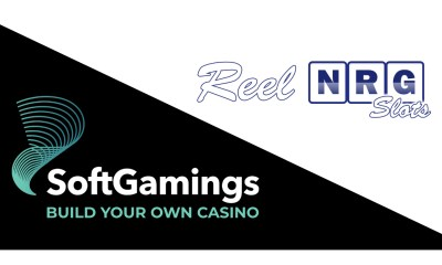 ReelNRG Partners with SoftGamings