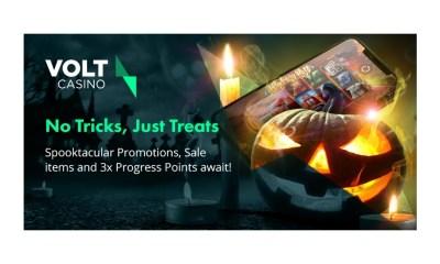 Volt Casino Prepares for Halloween with an All Treats, No Tricks Bonanza