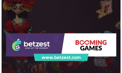 Online Casino and Sports Betting operator Betzest™ goes live with Booming Games™