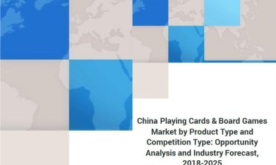 China's Playing Cards & Board Games Market, 2018 to 2025 - Tier 2 Companies are Expected to Grow at 17.3% CAGR During the Forecast Period