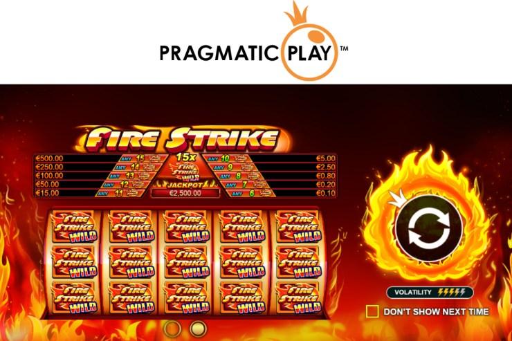Pragmatic Play - Fire Strike