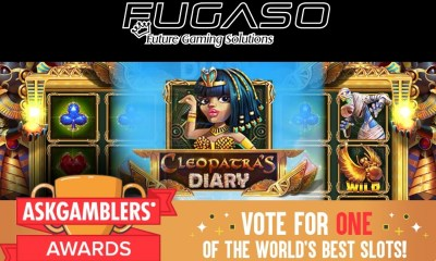 Fugaso with two slots in AskGamblers Top 20.