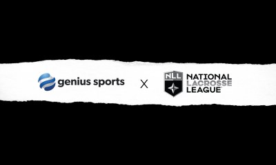 National Lacrosse League Partners with Genius Sports