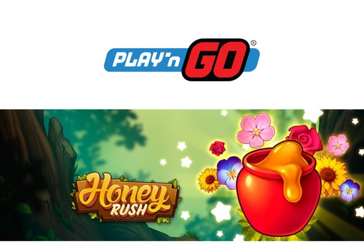Play'n GO Hit the Jackpot with New Slot Title Honey Rush