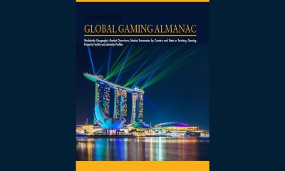 Global Gaming Almanac 2019 & Online Subscription with Gaming Revenue Data by Gaming Type Per Country