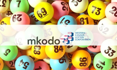 mkodo signs deal with Western Canada Lottery Corporation