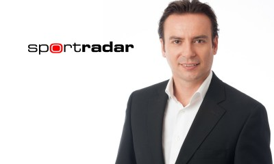 Sportradar Appoints Werner Becher as New Managing Director of U.S. Betting