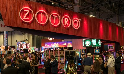 Zitro Crushed it at G2E Las Vegas