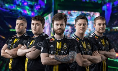 Team Vitality and Adidas Extend Partnership, Unveil Sneaker Collaboration