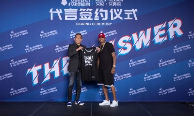 Basketball Hall Of Famer Allen Iverson Becomes Brand Ambassador Of Ballbet