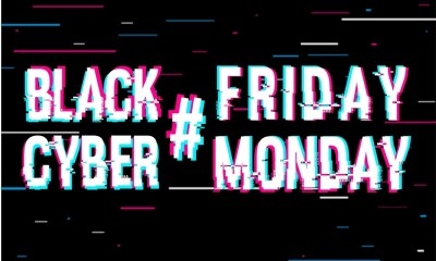 Get Excited! Black Friday & Cyber Monday is Here - GRAB YOUR 30% DISCOUNT