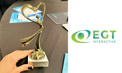 Unconditional victory for EGT Interactive at SEG Awards