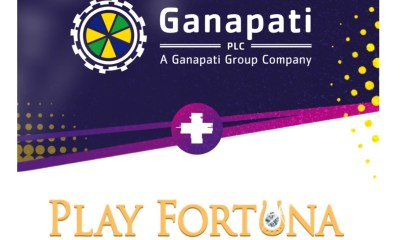 Ganapati Partners with PlayFortuna