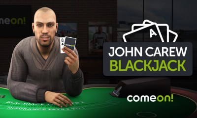 Yggdrasil launches John Carew Blackjack