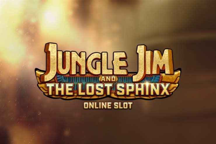 "Microgaming Releases ""Jungle Jim and the Lost Sphinx"" Slot Game"