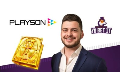 Playson goes live with Yobetit