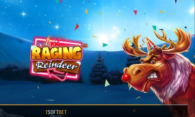 iSoftBet delivers early festive fun with Raging Reindeer