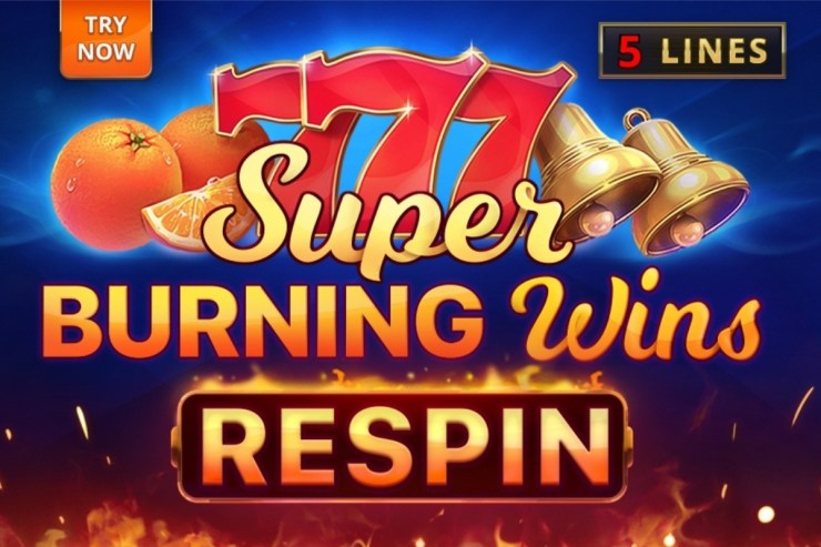 Playson fires up with Super Burning Wins: Respin