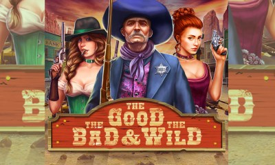 Saddle Up for a Cowboy Adventure in Pariplay's New 'The Good, The Bad & The Wild' Slot