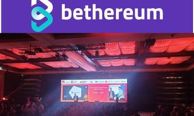 Bethereum Won Best Blockchain Startup Award at CESAwards Grand Finale